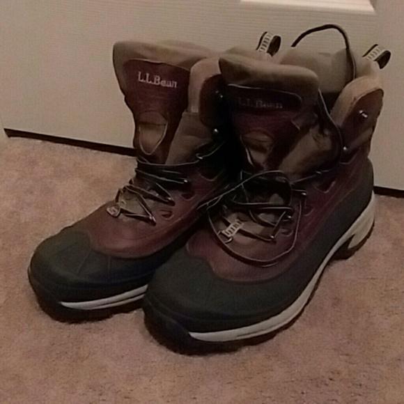 4150a350926c L.L. Bean Other - L.L. Bean thinsulate men s boots size 11